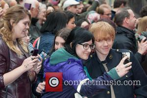 Odeon West End, Rupert Grint