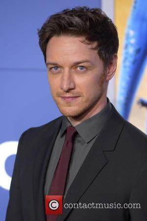 James McAvoy's Dr Xavier Will Be Bald In 'X-Men: Apocalypse'
