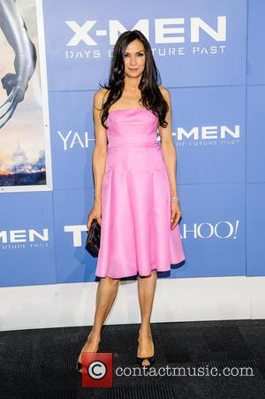 Famke Janssen - World premiere of 'X-Men: Days of Future Past' at the Jacob Javits Cente - Arrivals - New...