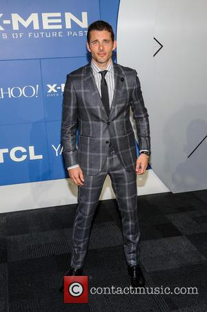 James Marsden - World premiere of 'X-Men: Days of Future Past' at the Jacob Javits Cente - Arrivals - New...