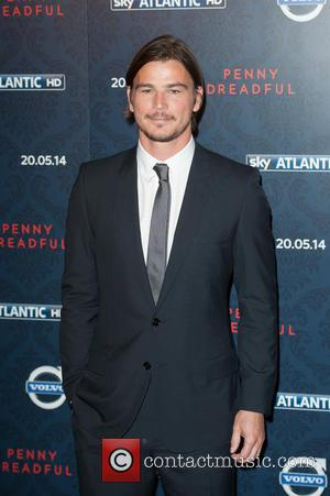 Josh Hartnett - Sky Atlantic's new drama Penny Dreadful screening held at the St Pancras Renaissance Hotel - Arrivals. -...