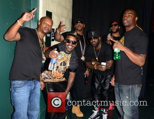 Jagged Edge, Guest, Kyle Norman, Brandon Casey and Richard Wingo