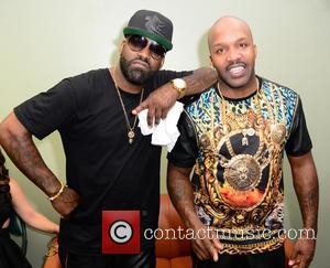 Jagged Edge and Richard Wingo