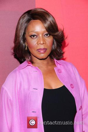 Alfre Woodard - 2014 NBC Upfront Presentation at The Jacob K. Javits Convention Center - Arrivals - New York City,...