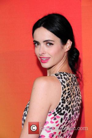 Krysten Ritter - 2014 NBC Upfront Presentation at The Jacob K. Javits Convention Center - Arrivals - New York City,...