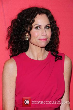 Minnie Driver - 2014 NBC Upfront Presentation at The Jacob K. Javits Convention Center - Arrivals - New York City,...
