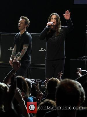 Billy Morrison and Ozzy Osbourne