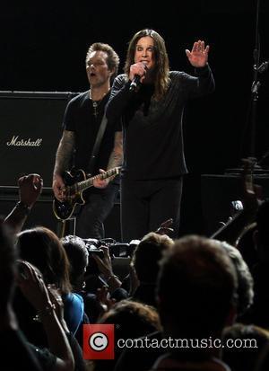 Billy Morrison and Ozzy Osbourne