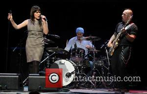Chad Smith and Beth Hart - 2014 MusiCares MAP Fund Benefit Concert - Arrivals - Los Angeles, California, United States...