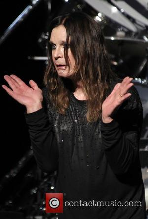 Ozzy Osbourne - 2014 MusiCares MAP Fund Benefit Concert - Arrivals - Los Angeles, California, United States - Monday 12th...