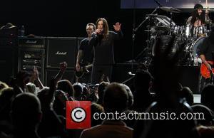 Ozzy Osbourne, Slash and Billy Morrison
