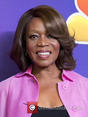 Alfre Woodard - 2014 NBC Upfront Presentation at The Jacob K. Javits Convention Center - Arrivals - New York, New...