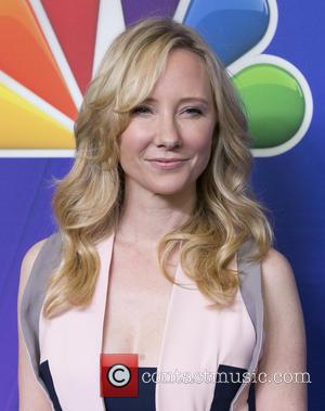 Anne Heche - 2014 NBC Upfront Presentation at The Jacob K. Javits Convention Center - Arrivals - New York, New...