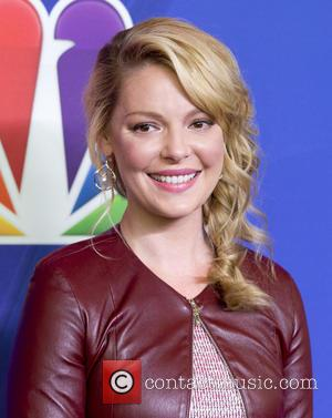 Katherine Heigl - 2014 NBC Upfront Presentation at The Jacob K. Javits ...