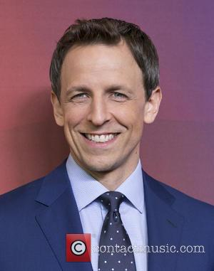 Seth Meyers - 2014 NBC Upfront Presentation at The Jacob K. Javits Convention Center - Arrivals - New York, New...