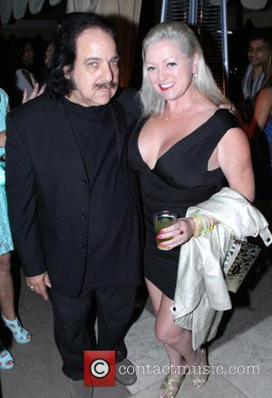 Ron Jeremy and Ingrid Coree - Hollywood Elegance Mansion Gala - Inside - Los Angeles, California, United States - Monday...