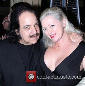 Ron Jeremy and Ingrid Coree - Hollywood Elegance Mansion Gala - Inside - Los Angeles, California, United States - Monday...