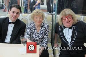 Bruce Vilanch and Henne Vilanch - Tavern on the Green's Grand Opening Gala in Central Park - New York, United...