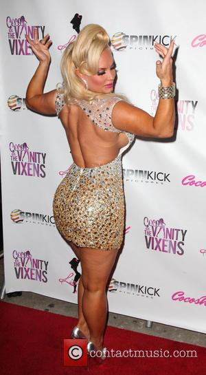 Coco Austin - Coco & The Vanity Vixens Launch Performance at The Highline Ballroom - New York City, New York,...