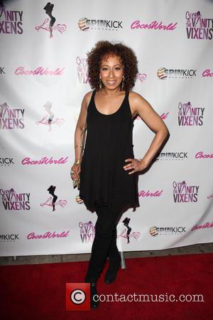 Tamara Tunie - Coco & The Vanity Vixens Launch Performance at The Highline Ballroom - New York City, New York,...