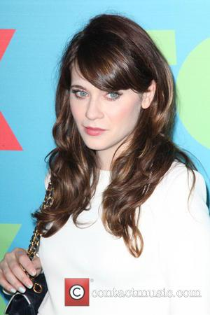 Zooey Deschanel - 2014 NBC Upfront Presentation at The Jacob K. Javits Convention Center - Arrivals - New York City,...
