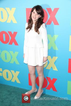 Zooey Deschanel - 2014 NBC Upfront Presentation at The Jacob K. Javits Convention Center - Arrivals - New York City,...