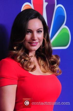 Kelly Brook - 2014 NBC Upfront Presentation at The Jacob K. Javits Convention Center - Arrivals - New York City,...