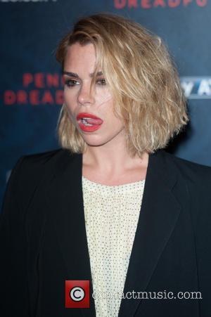 Billie Piper - Sky Atlantic's new drama Penny Dreadful screening held at the St Pancras Renaissance Hotel - Arrivals. -...