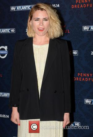 Billie Piper - 'Penny Dreadful' screening held at the St. Pancras Renaissance Hotel - Arrivals - London, United Kingdom -...