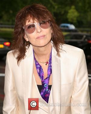 Chrissie Hynde - 2014 The Radio Academy Awards at The Grosvenor House Hotel - Arrivals - London, United Kingdom -...