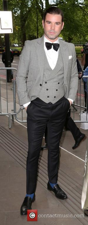 Dave Berry - 2014 The Radio Academy Awards at The Grosvenor House Hotel - Arrivals - London, United Kingdom -...