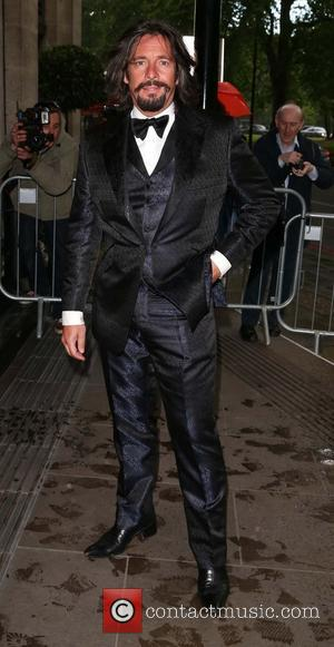 Laurence Llewelyn-Bowen - 2014 The Radio Academy Awards at The Grosvenor House Hotel - Arrivals - London, United Kingdom -...