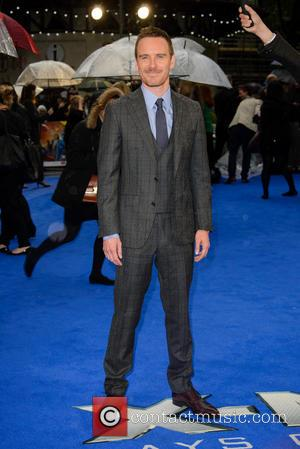 Michael Fassbender - 'X-Men: Days of Future Past' U.K. Premiere - Arrivals - London, United Kingdom - Monday 12th May...