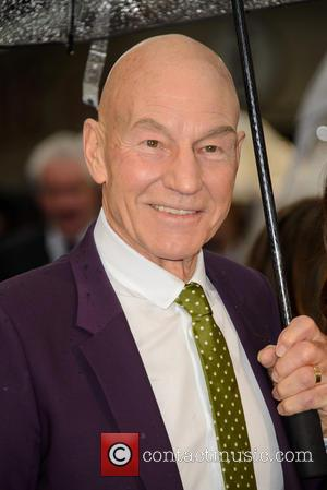 Sweet Hat Bro! Watch Patrick Stewart Wear The Most Ridiculous Of All The Ridiculous Christmas Hats