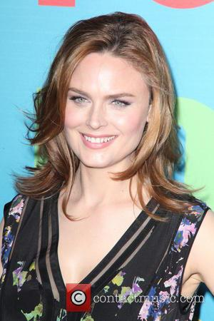 Emily Deschanel - FOX Upfronts at The Beacon Theater - Arrivals - NYC, New York, United States - Tuesday 13th...