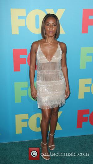 Jada Pinkett-Smith - FOX Upfronts at The Beacon Theater - Arrivals - NYC, New York, United States - Tuesday 13th...