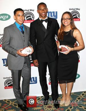 Student Adrian, Victor Cruz and Student Addy