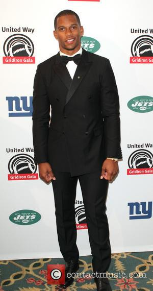 Victor Cruz - 21st Annual Gridiron gala held at The Waldorf Astoria - New York, New York, United States -...