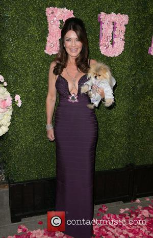 Lisa Vanderpump and Giggy - Lisa Vanderpump and Ken Todd attend launch of their newest culinary endeavor, PUMP Lounge, featuring...