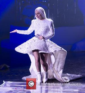 Lady Gaga - Lady Gaga performing at Madison Square Garden
