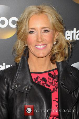 Felicity Huffman - Entertainment Weekly and ABC Network 2014 Upfront Presentation - Arrivals - Manhattan, New York, United States -...