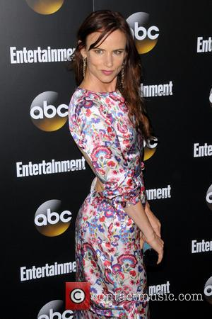 Juliette Lewis - Entertainment Weekly and ABC Network 2014 Upfront Presentation - Arrivals - Manhattan, New York, United States -...