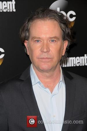 Timothy Hutton - Entertainment Weekly and ABC Network 2014 Upfront Presentation - Arrivals - Manhattan, New York, United States -...
