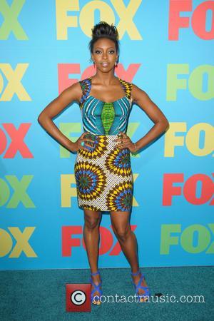 Condola Rashad - FOX NETWORKS 2014 UPFRONT PRESENTATION - Arrivals - Manhattan, New York, United States - Tuesday 13th May...