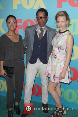Lyndie Greenwood, Orlando Jones and Katia Winter
