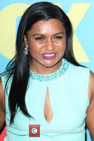 Mindy Kaling - FOX Upfronts at The Beacon Theater - Arrivals - New York City, New York, United States -...
