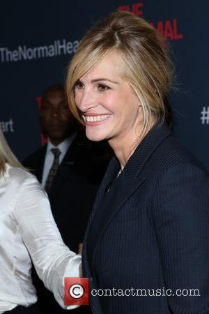 Julia Roberts - 'The Normal Heart' at Ziegfeld Theater on May 12, 2014 in New York City. - New York,...
