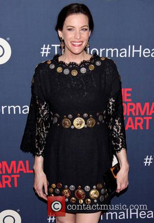 Liv Tyler - The HBO Films New York premiere of The Normal Heart at the Ziegfeld Theatre - Arrivals. -...