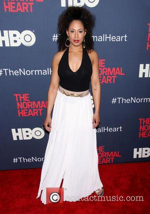 Margot Bingham - The HBO Films New York premiere of The Normal Heart at the Ziegfeld Theatre - Arrivals. -...