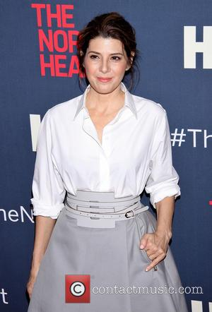 Marisa Tomei - The HBO Films New York premiere of The Normal Heart at the Ziegfeld Theatre - Arrivals. -...